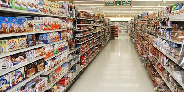 midtown foods aisle