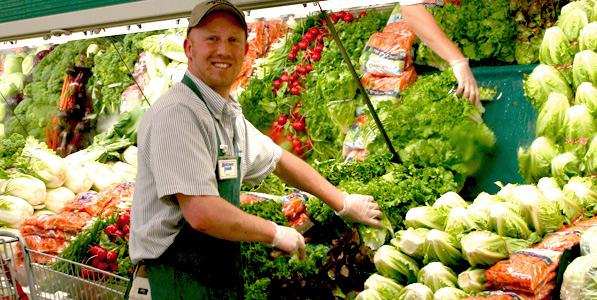 Midtown Foods employee